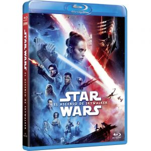 STAR WARS: THE RISE OF SKYWALKER [Imported] (BLU-RAY + BLU-RAY BONUS)