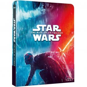 STAR WARS: THE RISE OF SKYWALKER Limited Edition Steelbook (BLU-RAY + BLU-RAY BONUS)