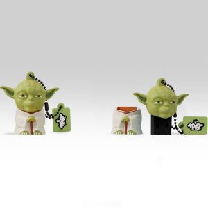 STAR WARS YODA TRIBE 8GB USB DRIVE Flash Memory Stick FD007404 (USB)