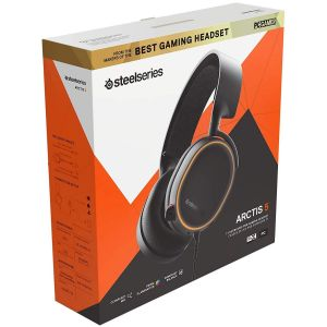 STEELSERIES - HEADSET ARCTIS 5 BLACK [2019] 61504 (PC, Mac, XBOX One, PS4, Mobile, VR)