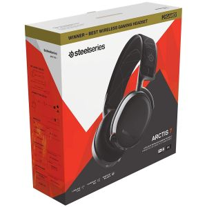 STEELSERIES - HEADSET ARCTIS 7 BLACK [2019] 61505 (PC, Mac, XBOX One, PS4, Mobile, VR)