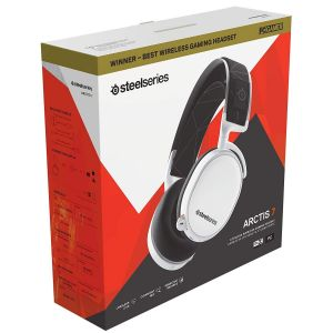 STEELSERIES - HEADSET ARCTIS 7 WHITE [2019] 61508 (PC, Mac, XBOX One, PS4, Mobile, VR)