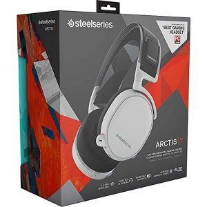 STEELSERIES - HEADSET ARCTIS 7 WHITE 61464 (PC, Mac, PS4, XBOX One, Switch, Mobile)