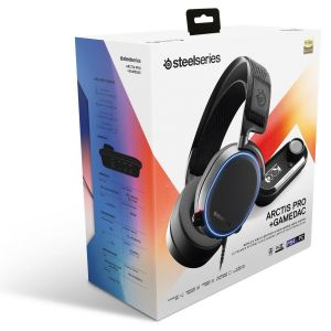 STEELSERIES - HEADSET ARCTIS PRO + GameDAC 61453