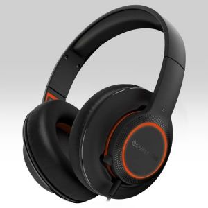 STEELSERIES - HEADSET SIBERIA 150 BLACK 61421 (PC, Mac, PS4)