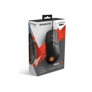 STEELSERIES - MOUSE RIVAL 310 Ergonomic BLACK 62433 (PC, Mac)