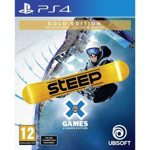 STEEP X GAMES - Gold Edition (ps4)