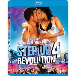 STEP UP 4: REVOLUTION 3D (BLU-RAY 3D/2D)