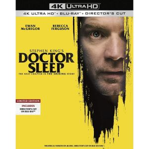 STEPHEN KING'S: DOCTOR SLEEP 4K+2D Limited Edition - ΔΟΚΤΩΡ ΥΠΝΟΣ 4K+2D Limited Edition ΑΠΟΚΛΕΙΣΤΙΚΟ (4K UHD BLU-RAY + BLU-RAY)