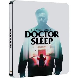 STEPHEN KING'S: DOCTOR SLEEP 4K+2D Theatrical - ΔΟΚΤΩΡ ΥΠΝΟΣ 4K+2D Theatrical Limited Edition Steelbook ΑΠΟΚΛΕΙΣΤΙΚΟ (4K UHD BLU-RAY + BLU-RAY)