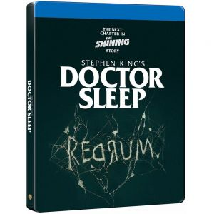 STEPHEN KING'S: DOCTOR SLEEP Limited Edition Steelbook (BLU-RAY)