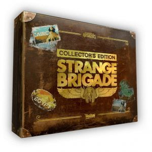 STRANGE BRIGADE - Collector's Edition (PS4)