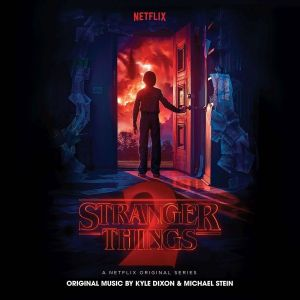STRANGER THINGS 2 - A NETFLIX ORIGINAL SERIES (AUDIO CD)