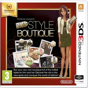 STYLE BOUTIQUE - SELECTS (3DS, 2DS)