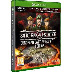 SUDDEN STRIKE 4: EUROPEAN BATTLEFIELDS EDITION (XBOX ONE)