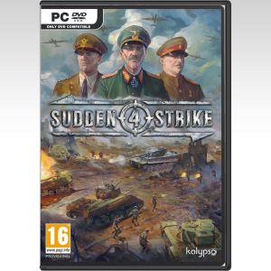 SUDDEN STRIKE 4 (PC)