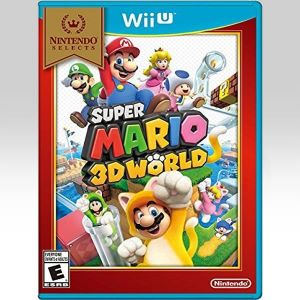 SUPER MARIO 3D WORLD - SELECTS (Wii U)