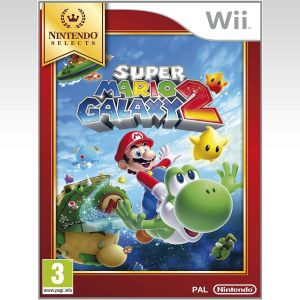 SUPER MARIO GALAXY 2 - SELECTS (Wii)