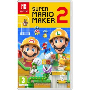SUPER MARIO MAKER 2 (NSW)