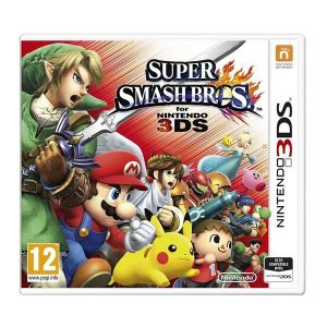 SUPER SMASH BROS. (3DS, 2DS)