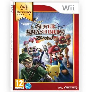 SUPER SMASH BROS. BRAWL- SELECTS (Wii)