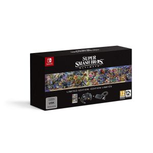 SUPER SMASH BROS. - ULTIMATE Limited Edition BUNDLE (NSW)