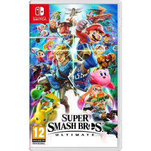 SUPER SMASH BROS. - ULTIMATE (NSW)