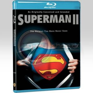 SUPERMAN II: THE RICHARD DONNER CUT SPECIAL EDITION (BLU-RAY)