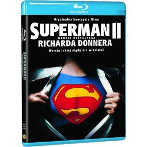 SUPERMAN II: THE RICHARD DONNER CUT SPECIAL EDITION [Imported] (BLU-RAY)