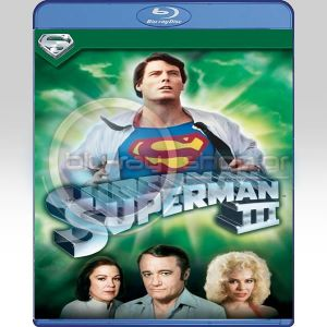 SUPERMAN III - SPECIAL EDITION - SUPERMAN III - ΕΙΔΙΚΗ ΕΚΔΟΣΗ (BLU-RAY)