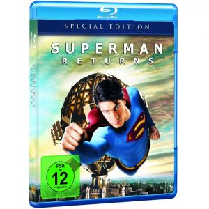 SUPERMAN RETURNS [Imported] (BLU-RAY)