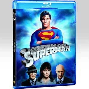 SUPERMAN: THE MOVIE [Imported] (BLU-RAY)