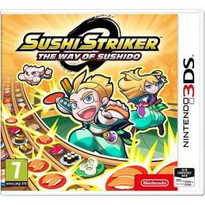 SUSHI STRIKER: THE WAY OF SUSHIDO (3DS, 2DS)