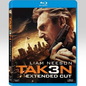 TAKEN 3  Extended Cut - Η ΑΡΠΑΓΗ 3 Extended Cut (BLU-RAY)