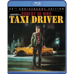 TAXI DRIVER 40th Anniversary Edition COMBO (BLU-RAY + DVD)