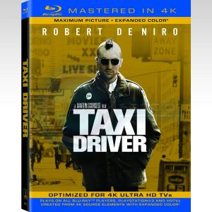 TAXI DRIVER - Ο ΤΑΞΙΤΖΗΣ [4K MASTERED] (BLU-RAY)