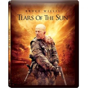 TEARS OF THE SUN Limited Edition Steelbook EXCLUSIVE (BLU-RAY)