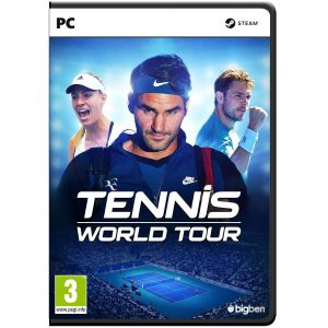 TENNIS WORLD TOUR + DAY 1 PreORDER BONUS (PC)