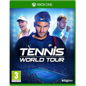 TENNIS WORLD TOUR + DAY 1 PreORDER BONUS (XBOX ONE)