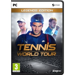 TENNIS WORLD TOUR - Legends Edition (PC)