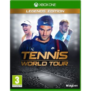 TENNIS WORLD TOUR - Legends Edition (XBOX ONE)