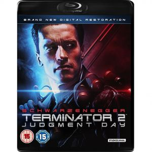 TERMINATOR 2: JUDGMENT DAY 2D Remastered [Imported] (BLU-RAY)