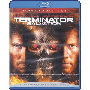 TERMINATOR SALVATION: THE FUTURE BEGINS Director's Cut - ΕΞΟΛΟΘΡΕΥΤΗΣ: Η ΣΩΤΗΡΙΑ Director's Cut (BLU-RAY)