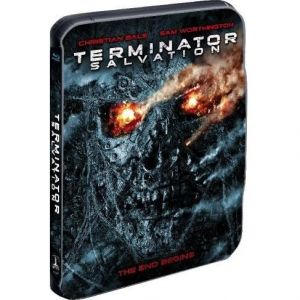TERMINATOR SALVATION: THE FUTURE BEGINS - ΕΞΟΛΟΘΡΕΥΤΗΣ: Η ΣΩΤΗΡΙΑ Limited Edition Steelbook (BLU-RAY)