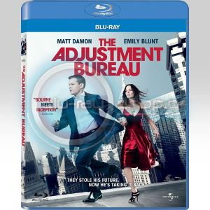 THE ADJUSTMENT BUREAU - ΟΙ ΡΥΘΜΙΣΤΕΣ (BLU-RAY)