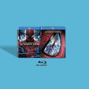 THE AMAZING SPIDER-MAN 1, 2 BUNDLE (BLU-RAY)