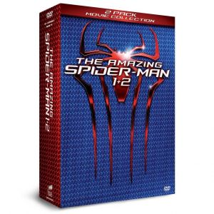 THE AMAZING SPIDER-MAN 1+2 Double Pack (2 DVDs)