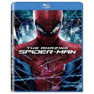 THE AMAZING SPIDER-MAN (2 BLU-RAYs)