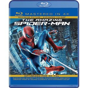 THE AMAZING SPIDER-MAN [4K MASTERED] (BLU-RAY)