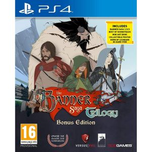 THE BANNER SAGA TRILOGY - BONUS EDITION (PS4)